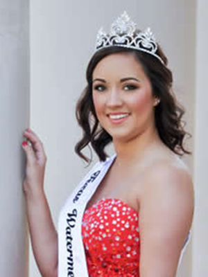2016 Texas Watermelon Queen Makensie Anderson