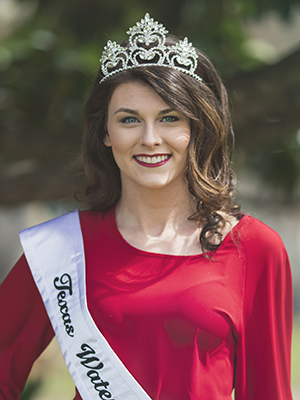 2019 Texas Watermelon Queen Madison Paige Huntington
