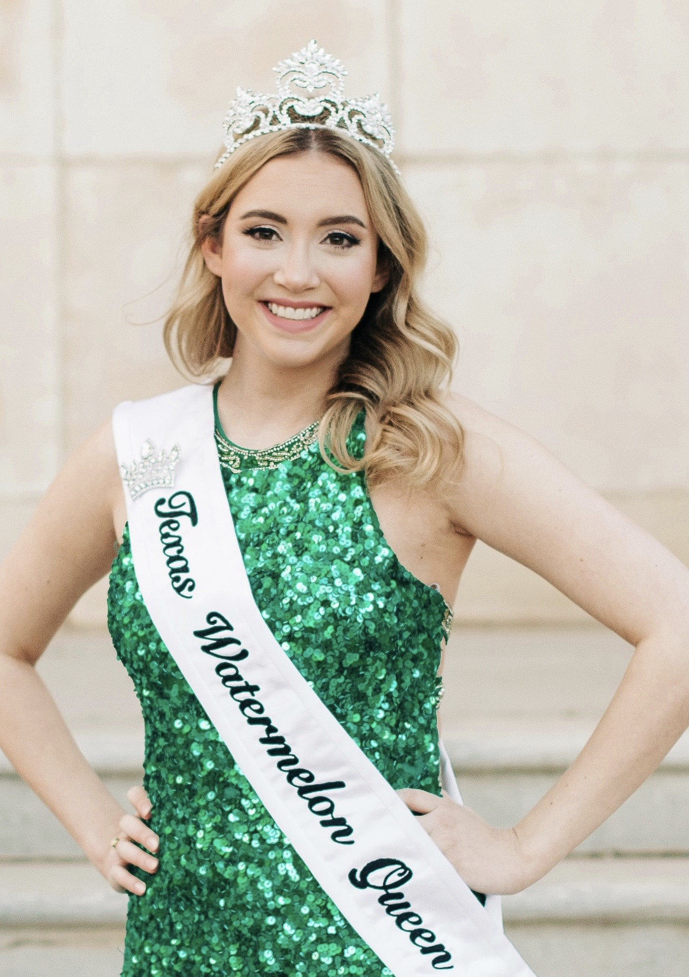 2020 Texas Watermelon Queen, Landen Addison